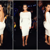 Kim Kardashian White Dress Rules – Make the Most of the Look